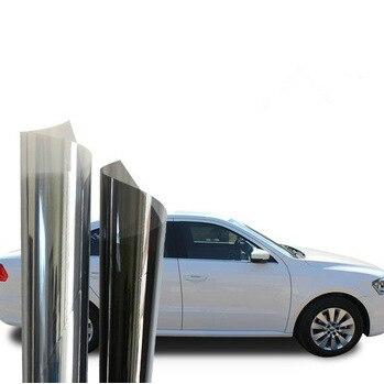 Индивидуальный размер 50 см X 1 м автомобильная пленка стеклянная Защитная Автомобильная солнечная пленка изоляционная пленка Взрывозащище...