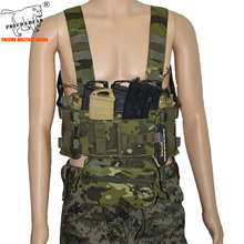 Combat-Vest Military-Equipment Chest-Rig Tactical-Chest Summer 500D Cordura MK3