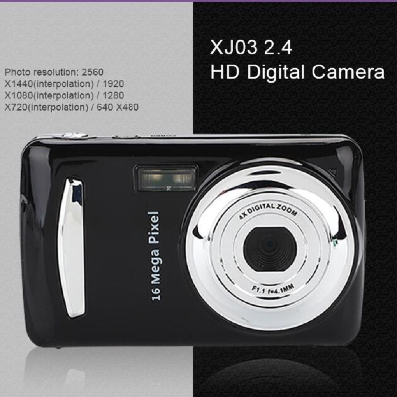 HD Camera Video-Recorder Mini 16MP 1080P Ultra-Clear DVR Precise title=
