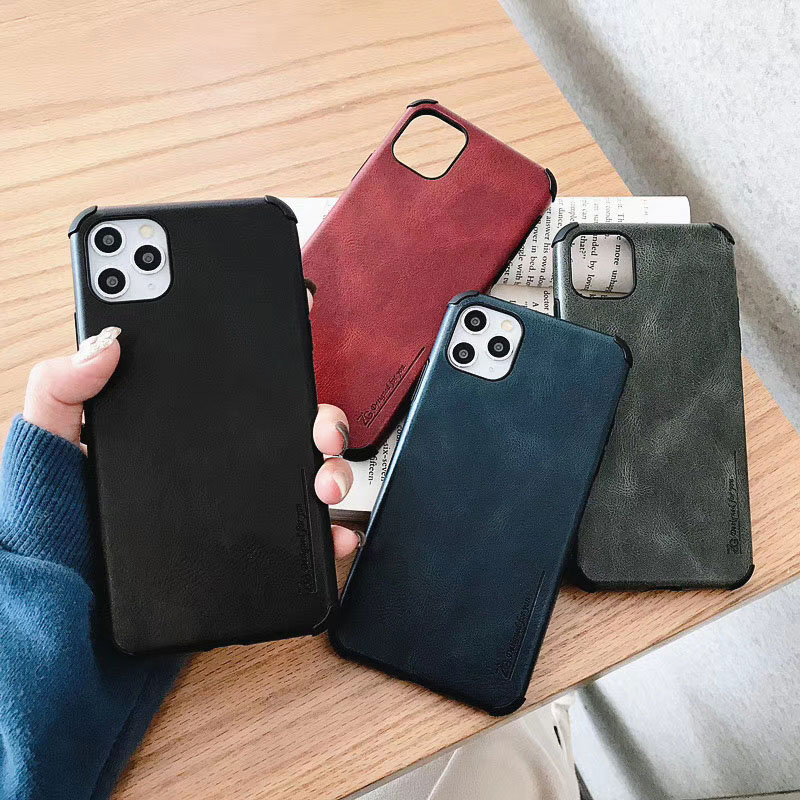 S20 Ultra S10 Plus Shockproof Case For Samsung Note 10 Pro Case PU Leather Back Cover For Samsung A30 A50 A51 A70 A71 A750 Cases
