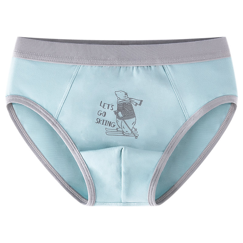 New  lot of 3 pcs boys colorful boyshorts underwear