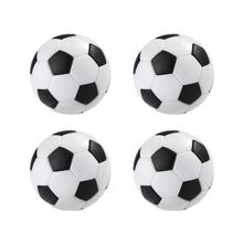 Toys Soccer-Ball Table Plastic Play Indoor-Game Kid 4pcs 32mm-Design Sport-Gifts Round