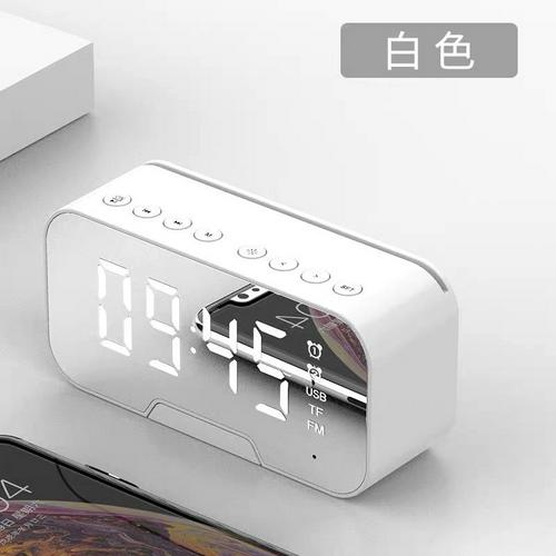 Alarm-Clock Desk Fast-Charger Smart-Products Mobile-Phone Digital Wireless USB for LED title=