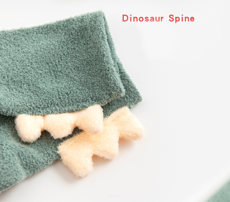 Dinosaur Socks 4