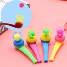Toys Floating-Ball Blowing-Pipe Birthday-Present Party Gifts Magic Colorful Kids Children