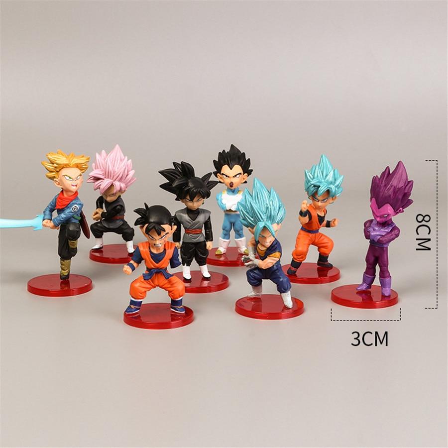 8cmX3cm-18-Style-Dragon-Ball-Z-Mini-Goku-Saiyan-Vegeta-Gohan-Dragon-Ball-Z-Figure-Boys