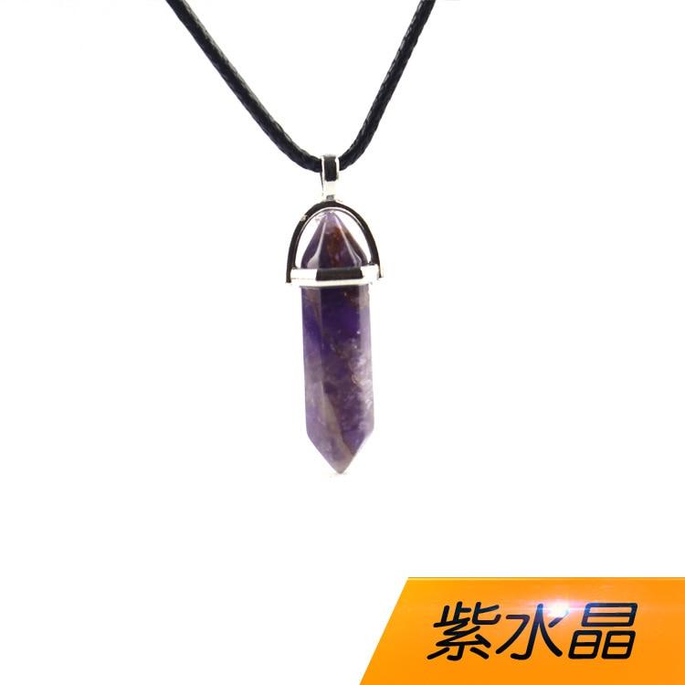 紫水晶蜡绳