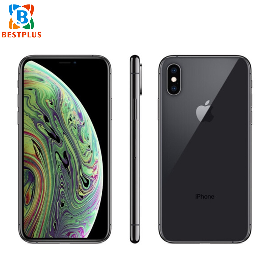 Apple iPhone XS 4GB 256GB A2098 4gbb LTE Nfc Quick Charge 2.0 Wireless Charging Hexa Core title=