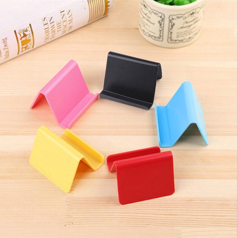 Mobile-Phone-Holder-Table-Desktop-Stand-Plastic-Desk-Mount-Candy-Color-Mini-Portable-Holder-Universal-Bracket (2)