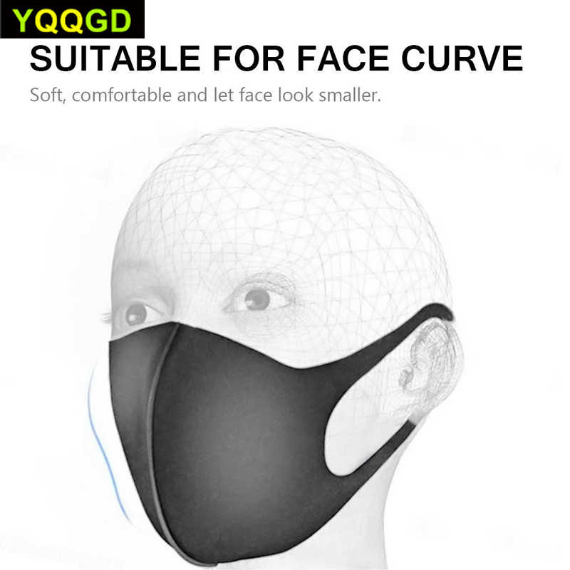 3 pack anti dust face mouth cover mask respirator