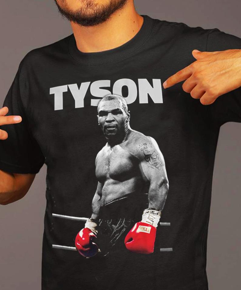 Mike Tyson Shirt, Mike Tyson Punch Out Shirt, Iron Mike Tyson Shirt, Mike Tyson T Shirt