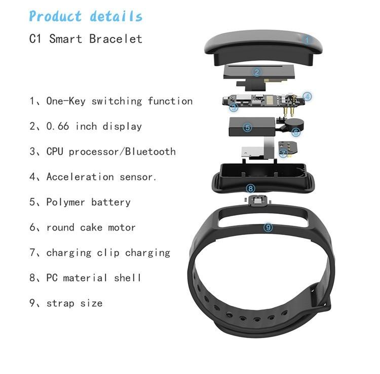 c1s smart bracelet 20