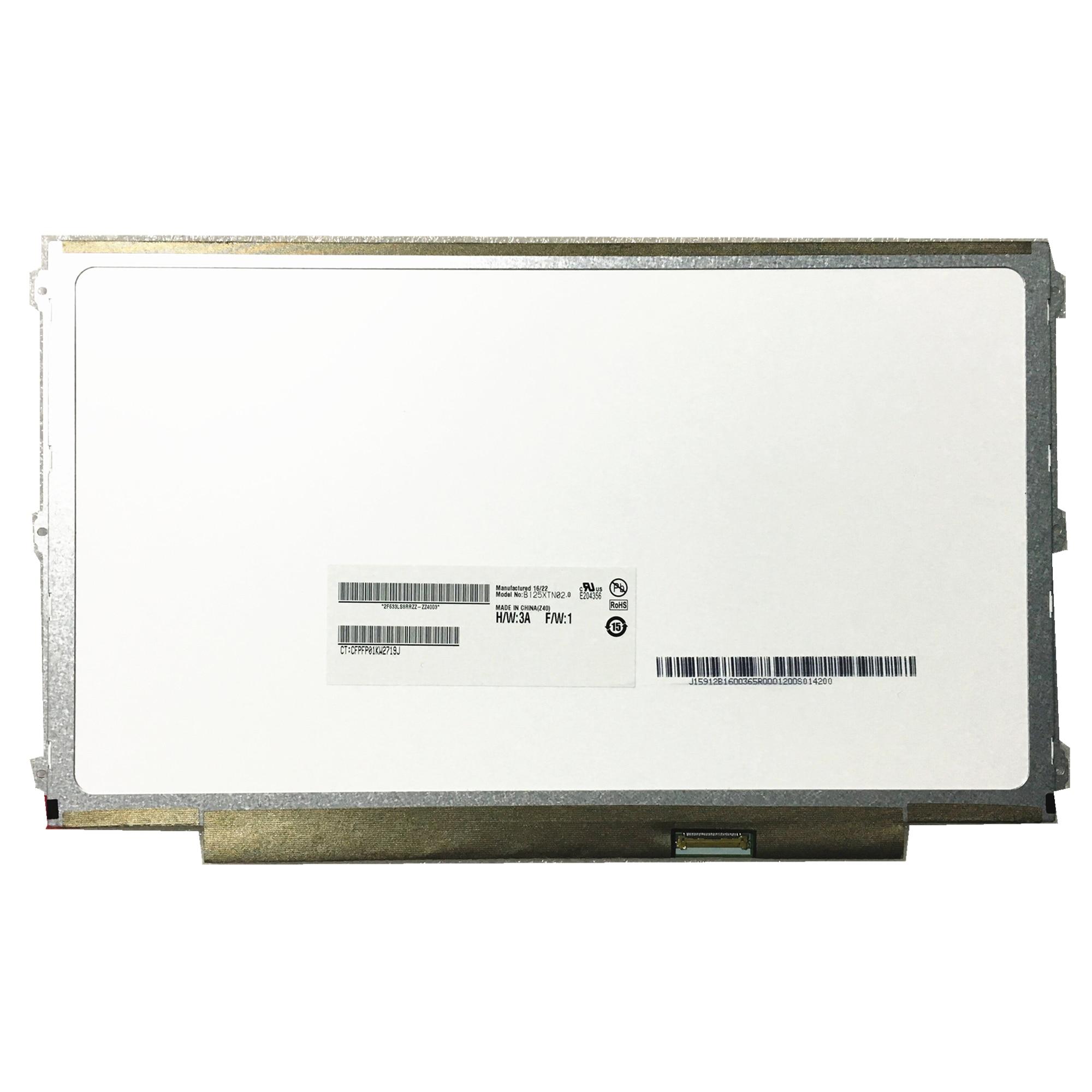 "LENOVO IDEAPAD U260 LAPTOP LCD SCREEN 12.5/"" WXGA HD LED SINGLE"