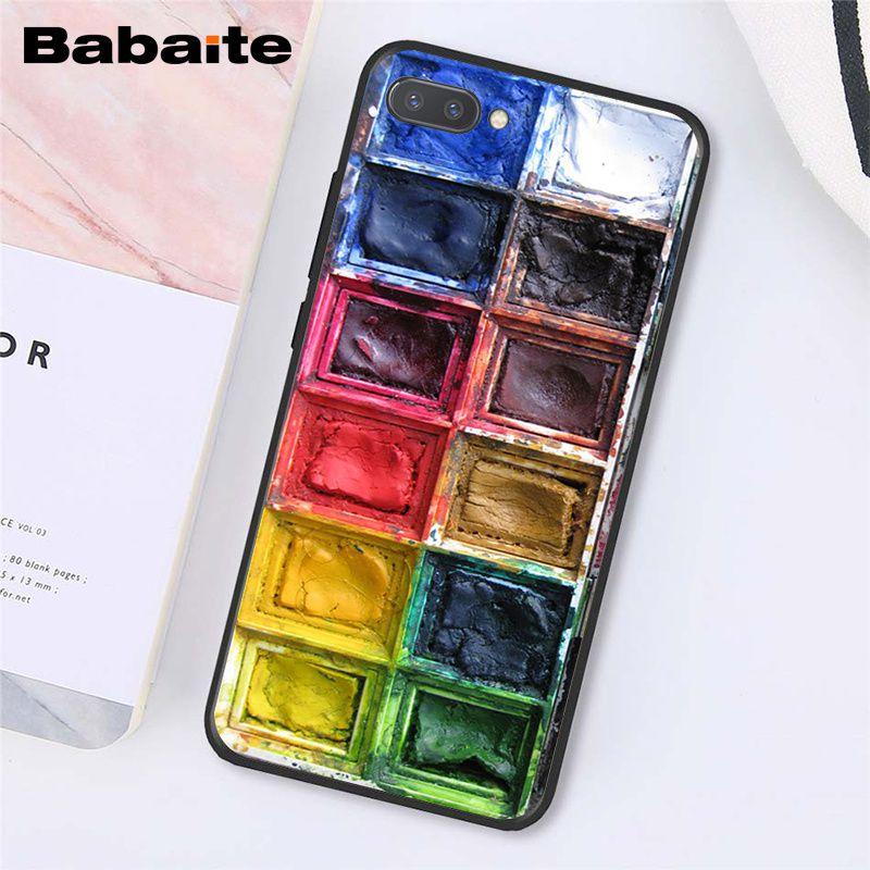 Watercolors Set Paint Palette Painting Box
