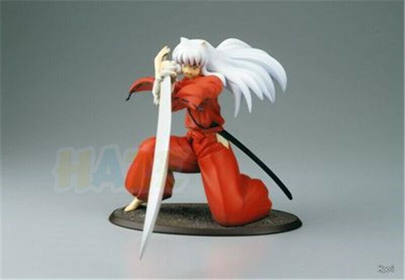 Anime inuyasha sesshoumaru 1//8 pvc action figure model toy 23 cm without box