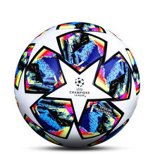 2020 Popular High-quality Wear-resistant Match Training Football Official Specifications 5 Football PU Match Training Soccer