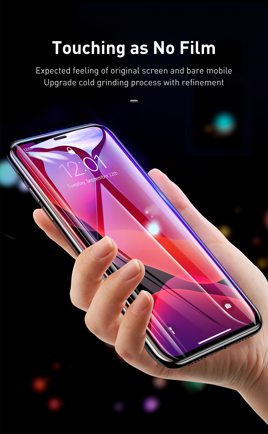 Tempered glass for iphone xi max xir (5)