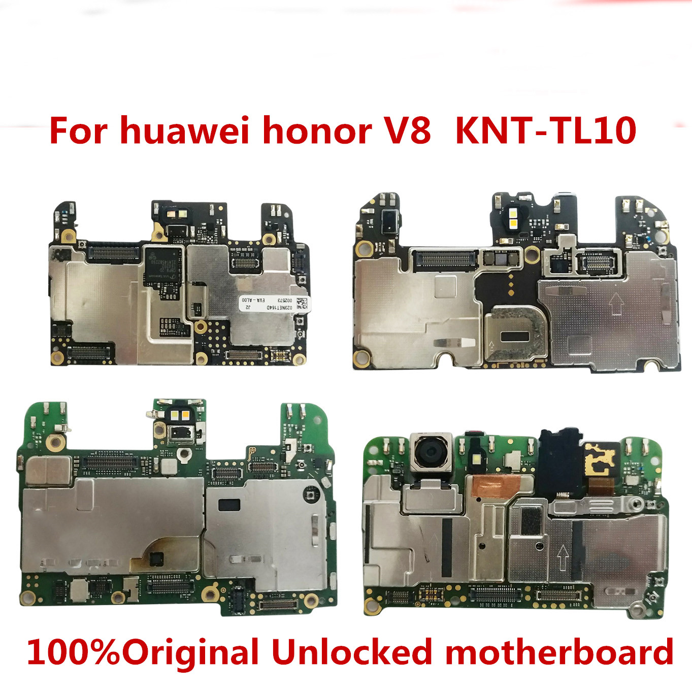 for Huawei Honor V8 KNT-TL10 32GB Unlocked Full-Working 100%Original title=