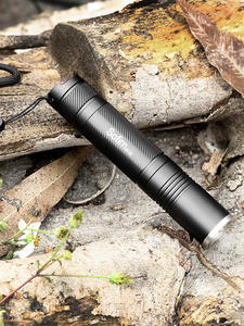 Sofirn LED Flashlight Light-Torch Portable Lamp Waterproof Cree Xml Powerful 18650 SF32