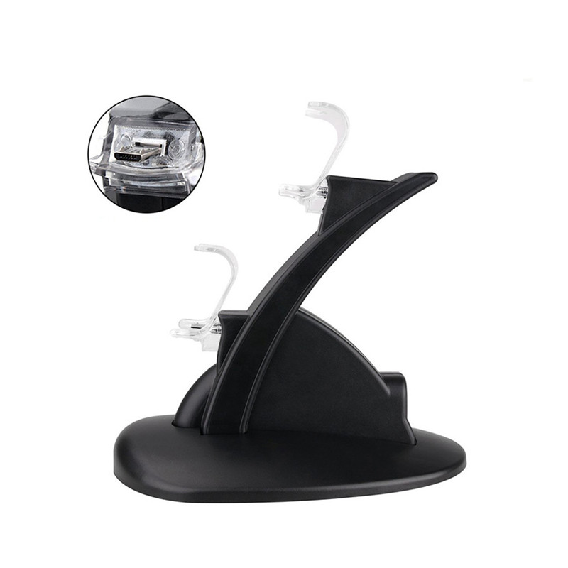 Charging Stand Station Cradle for Sony Playstation 4 PS4 (4)