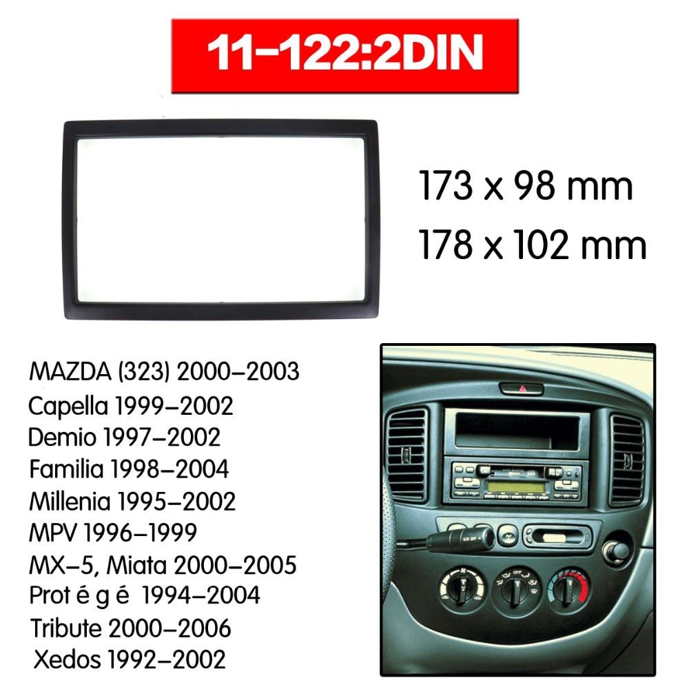 MAZDA  MX3 XEDOS MX5 FULL GASKET SET B6ZE DOHC 16V 1.6L