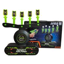 Target-Game Shooting-Target Nerf-Toys Electric-Floating-Ball Glow-In-The-Dark Children