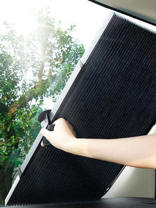 Sun-Visor Sunshade Car-Window Uv-Protection Automatic New 70CM/80CM