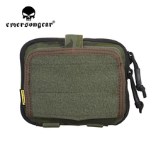 Bag Pouch Emersongear Admin Hunting Tactical Storage Multi-Purpose Molle Airsoft
