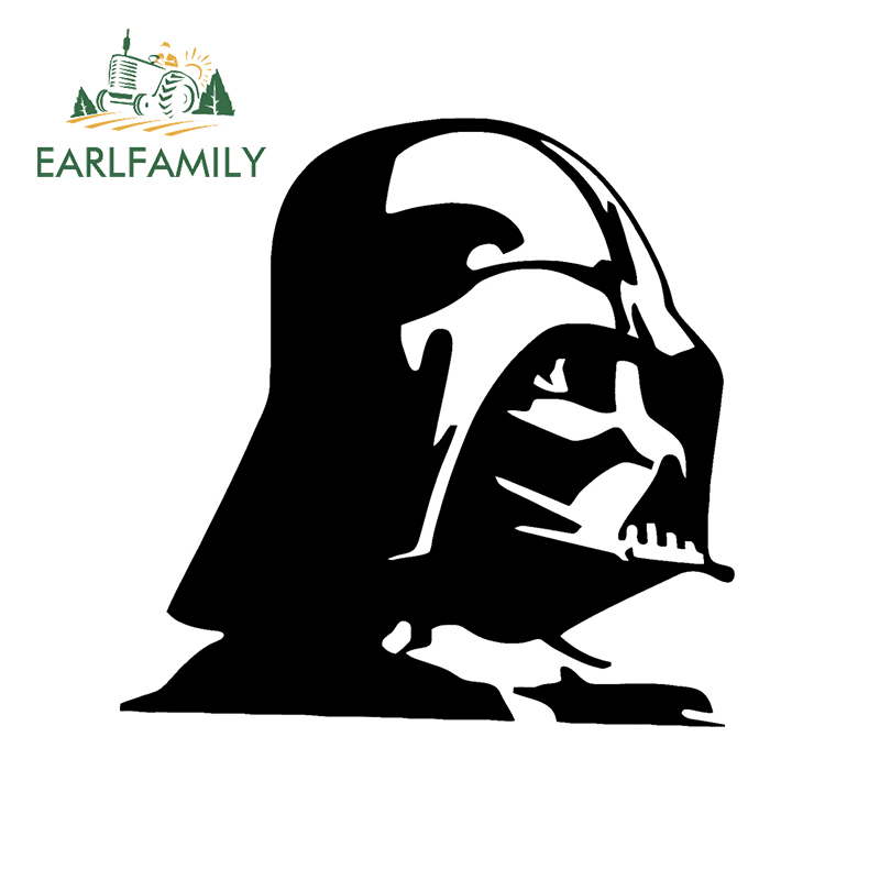 Star Wars Death Star Sci Fi Car or Truck Window Laptop Decal Sticker Black 10cm X 10cm