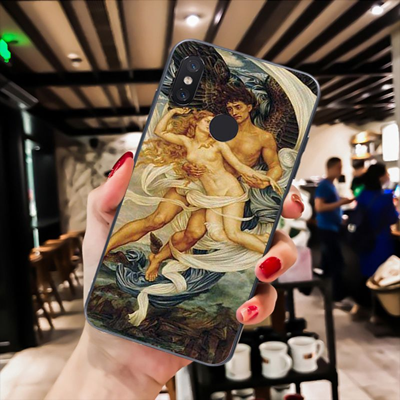 The Creation of Adam Renaissance painting Art