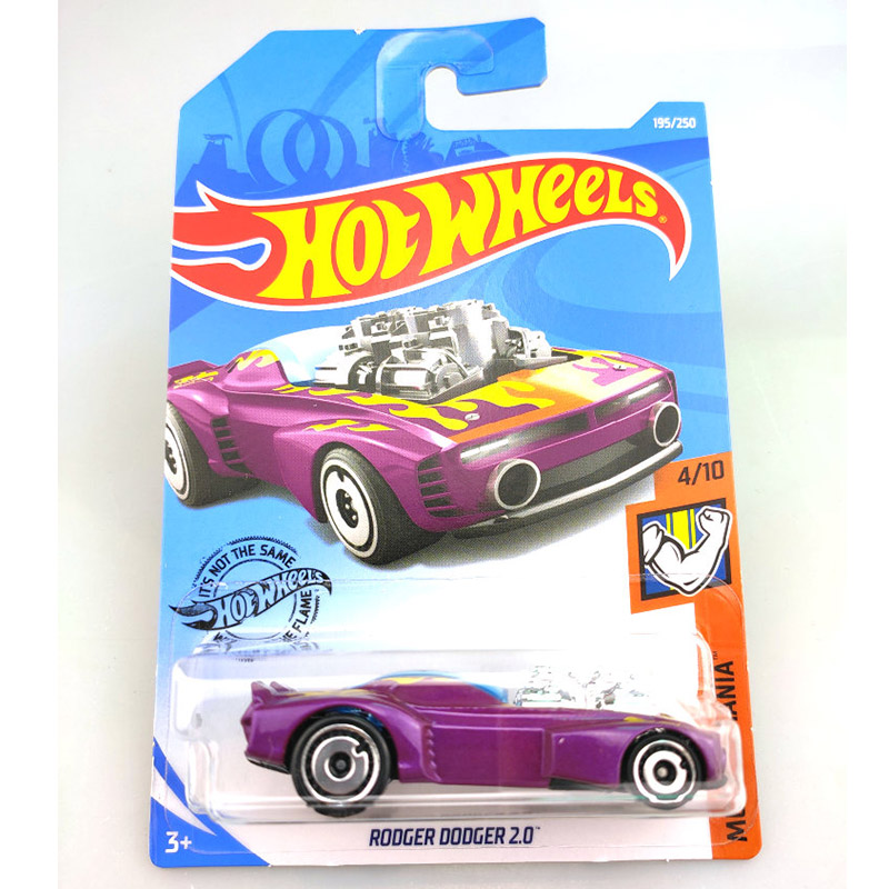 Hot Wheels Id Rodger Dodger Limitierte Auflage 1//64