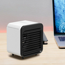 Fan Desktop-Cooler Mini Air-Conditioner Rechargeable USB for Outdoor Home SCI88 New