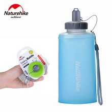 Water-Bottle Naturehike Sports Silicone Drinkware Bicycle Folding Outdoor-Cup Ultralight