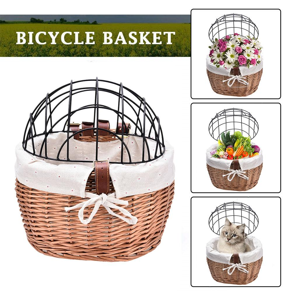 bicycle pet carriers for small dogs