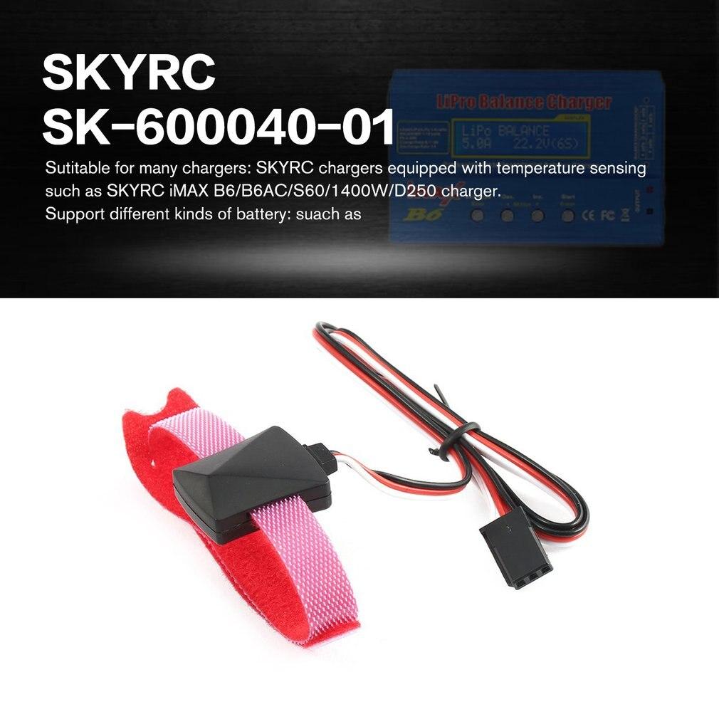 Cavo di controllo sonda con sensore di temperatura per caricabatterie iMAX B6 B6AC SKYRC