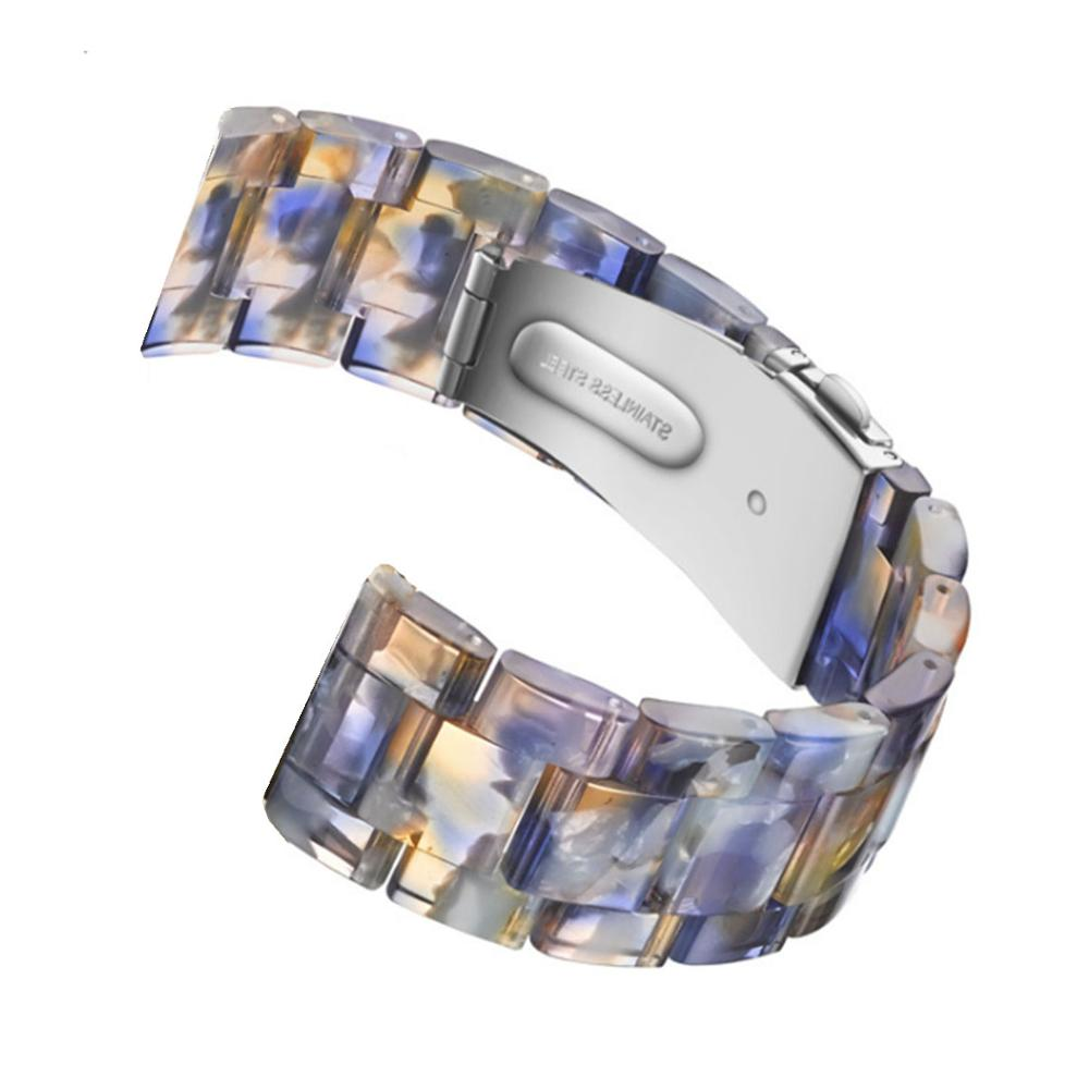 Colorful-Resin-Band-for-Samsung-Gear-Sport-Galaxy-Watch-42mm-Active-Strap-20mm-Resin-Stainless-Steel (3)