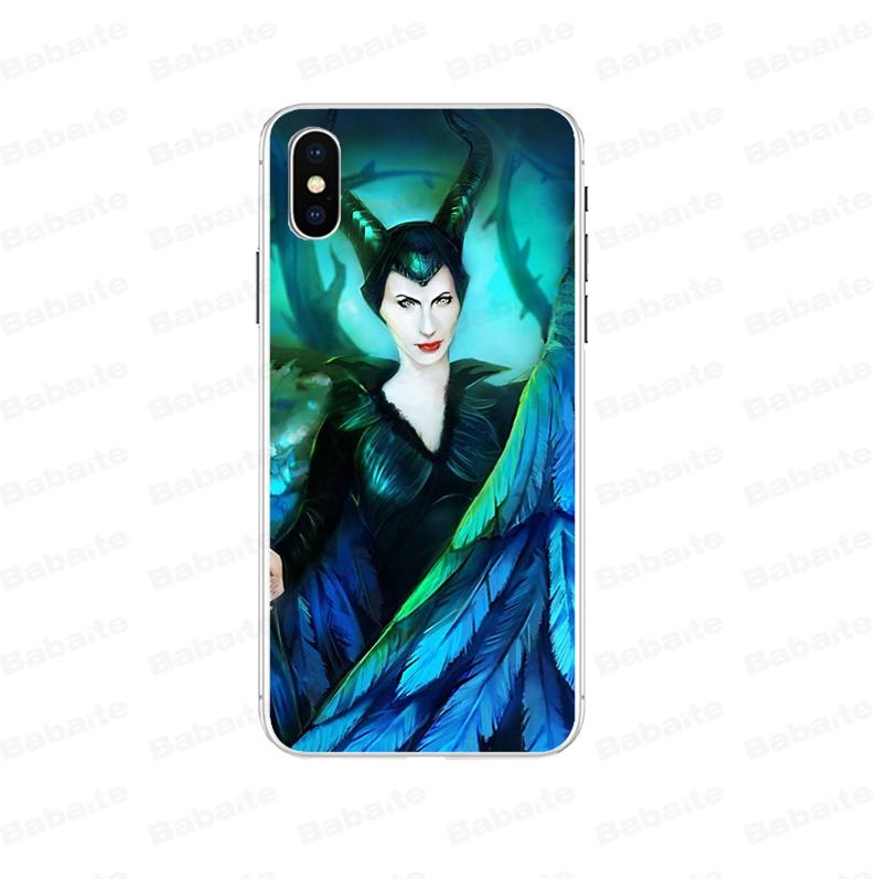 Cartoon Snow White berry Maleficent