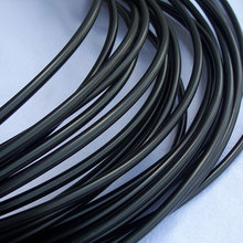 Wrap-Cover Cable-Sleeve Wire Heat-Shrink-Tube Elastic Shiny Flexible Audio Soft 2:1 8mm-Diameter