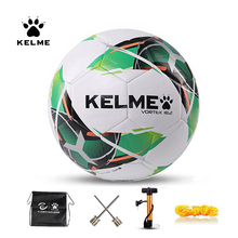 Soccer-Ball Goal Training-Balls Team-Match KELME Professional Green 5 Red 3-Size 9886130