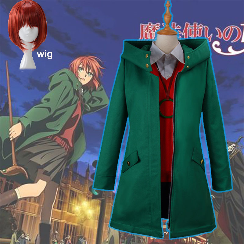 Anime-Mahoutsukai-no-Yome-Cosplay-Chise-Hatori-Cosplay-Costume-The-Ancient-Magus-Bride-Uniforms-with-Necklace