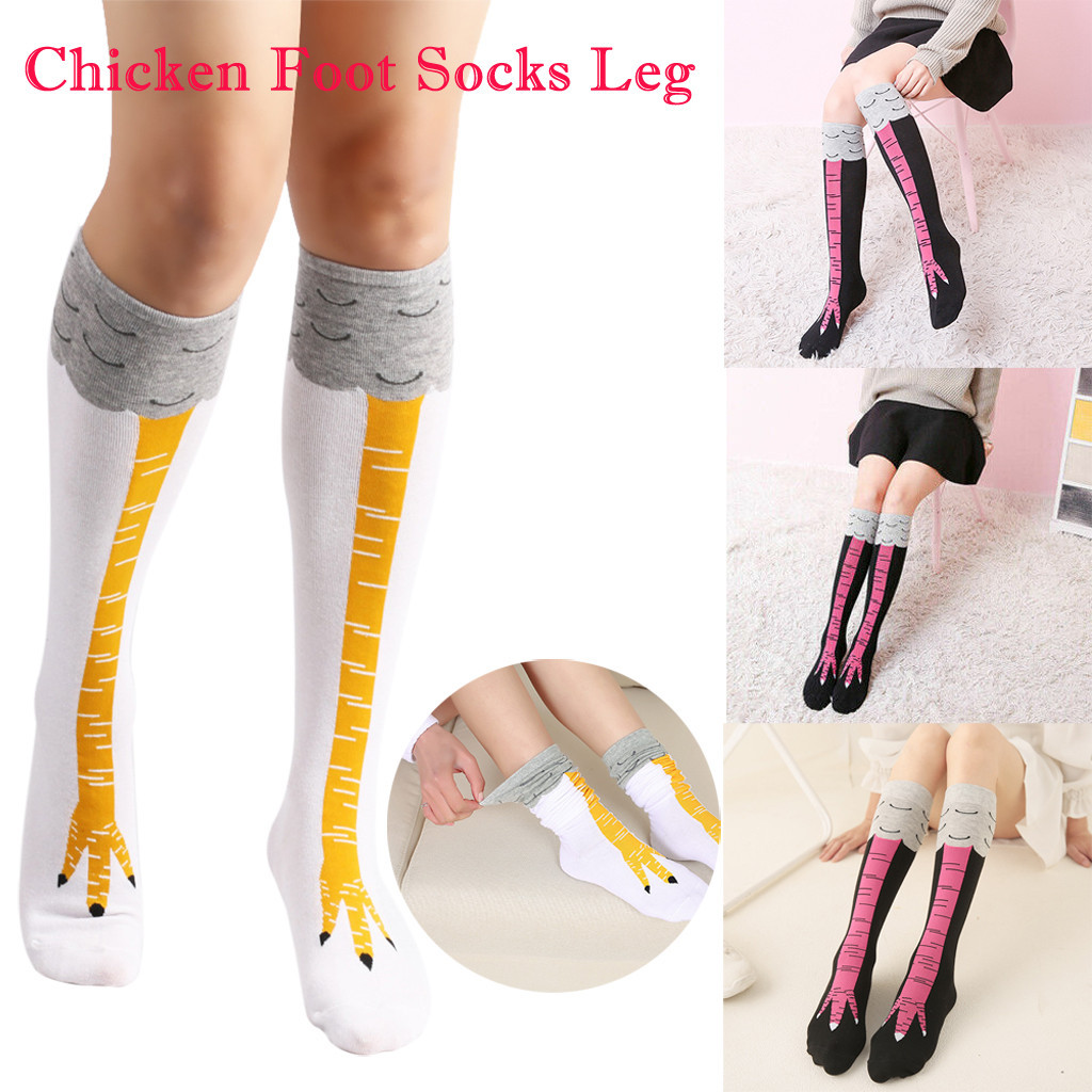 BLESSI Girls Lace Tube Socks Lolita Knee High Stockings Fashion With Bow