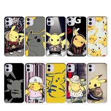 FFboost Tide Pikachu чехол coque fundas для iphone 11 PRO MAX X XS XR 4S 5S 6S 7 8 PLUS SE 2020 чехлы(Китай)