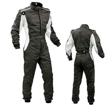Racing-Suit Motor Karting Race Auto-Go-Karts Waterproof Child Car Overalls Combination