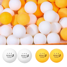 Table-Tennis-Balls Ping-Pong Training White ABS 40mm for Yellow High-Elasticity 10pcs