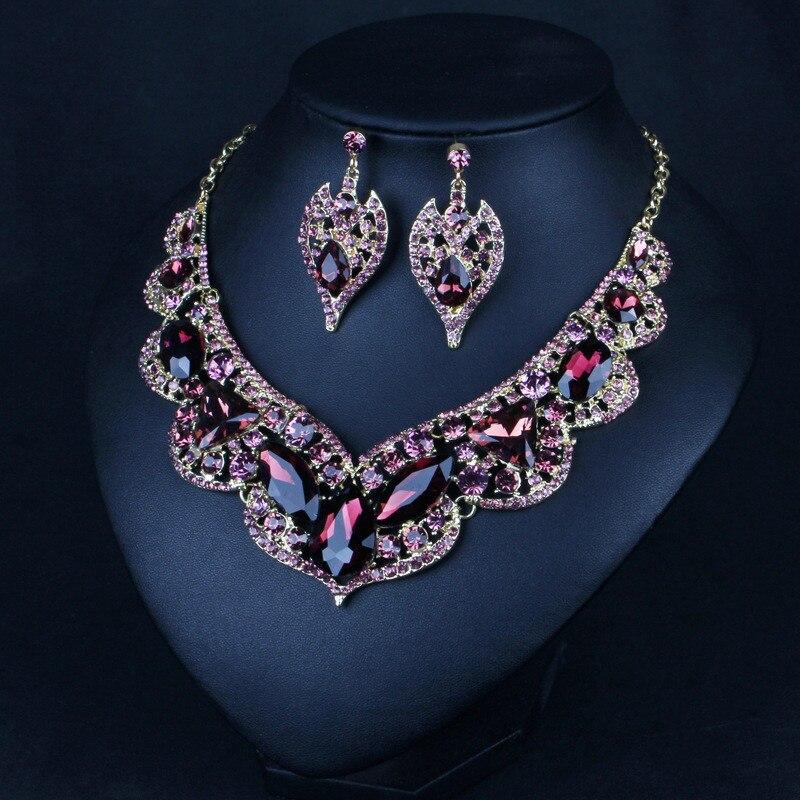 Wedding Jewelry Set