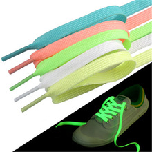 Sport-Toys-Accessories Glow-In-The-Dark Luminous Children Fashion Gift for 120cm Shoelace