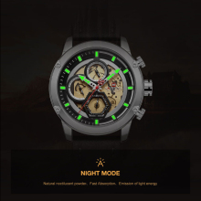 NAVIFORCE Male Clock Wristwatches Top-Brand Waterproof Luxury Calendar Quartz Men Relogio Masculino