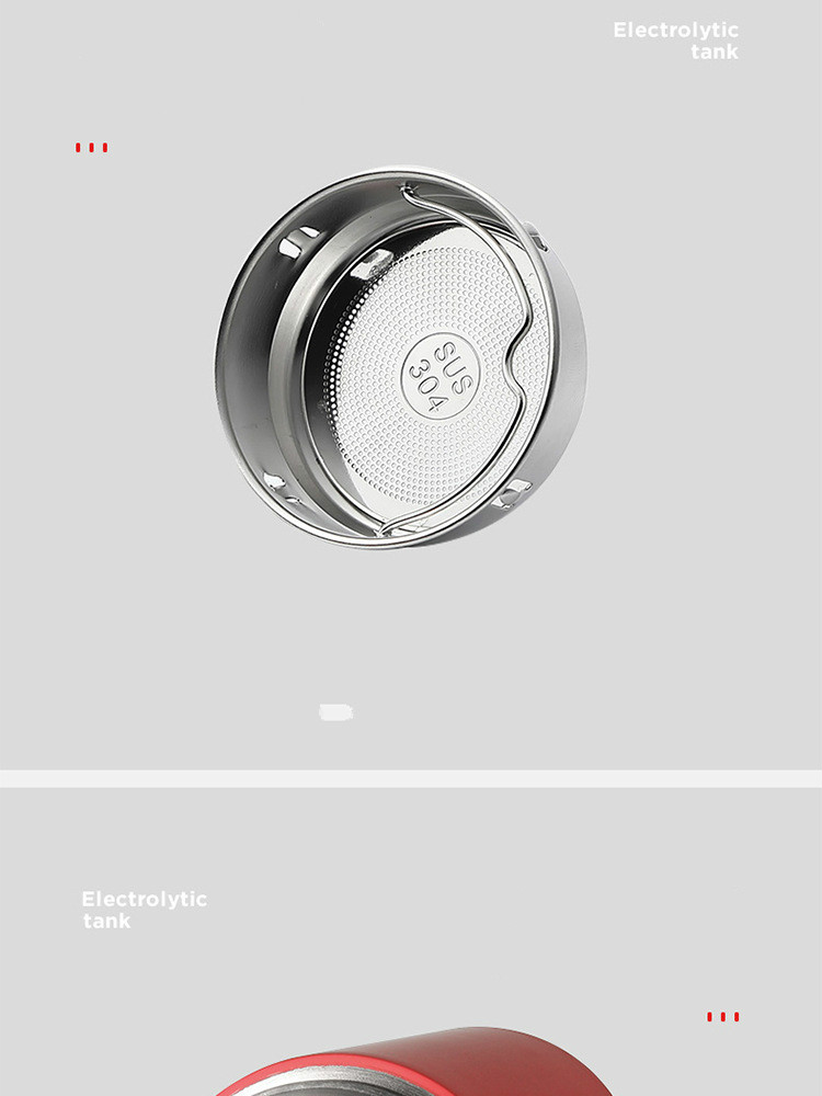 Thermos intelligent avec température  | OkO-OkO