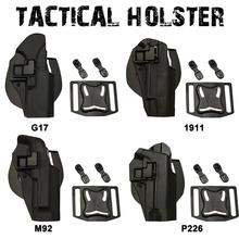 Holster Gun-Case Belt-Gun Hunting-Accessories Waist-Glock for M92/P226