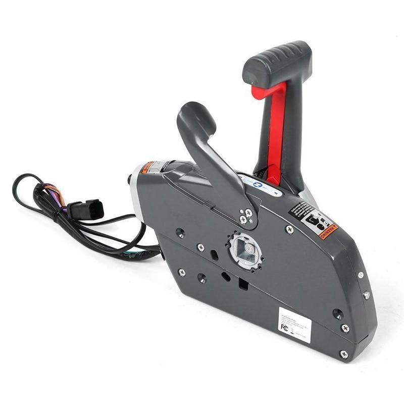 Outboard Remote Control Box Throttle//Shift OMC BRP Johnson Evinrude Boat 5006180